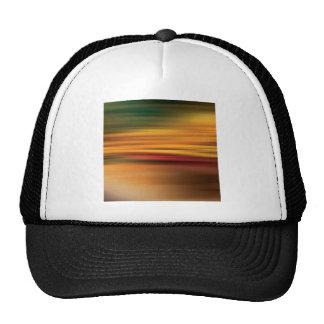 Abstract Colors Jockeys Scramble Mesh Hats