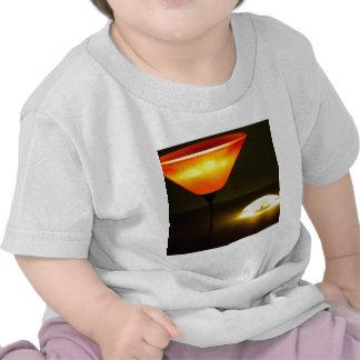Abstract Colors Lamp Brights T-shirt