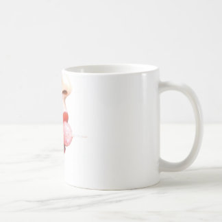 Abstract Colors Lips Lolly Mug