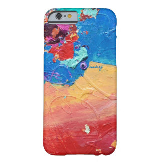Abstract Colors Phone Case Barely There iPhone 6 Case