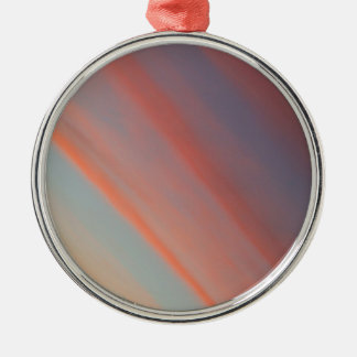 Abstract Colors The Stripes Ornament