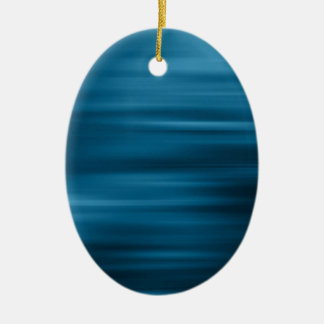 Abstract Colors Whizzing Blue Past Ornaments