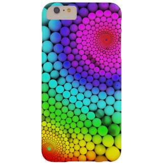 Abstract Colourful iPhone 6/6s Plus Barely There iPhone 6 Plus Case