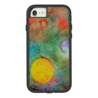 Abstract colourful space Apple iPhone7Tough Xtreme Case-Mate Tough Extreme iPhone 8/7 Case