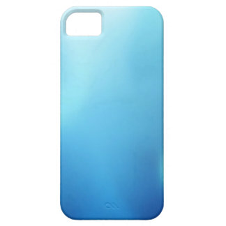 Abstract Colours Blue Vision iPhone 5 Covers
