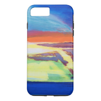 Abstract composition iPhone 8 plus/7 plus case