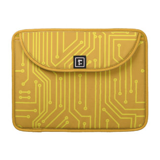 Abstract computer equipment sleeve for MacBook pro