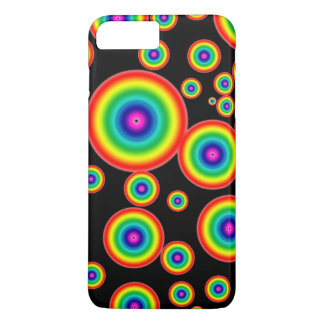 Abstract computer generated iPhone 8 plus/7 plus case