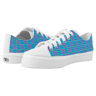 Abstract computer generated low tops