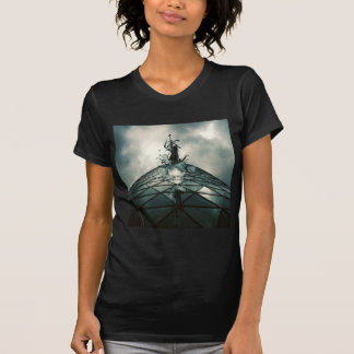 Abstract Cool Fantastic Glass Building T Shirt