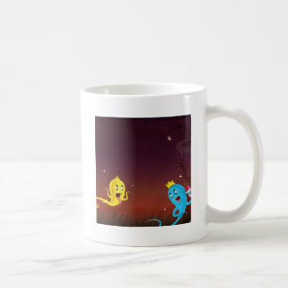 Abstract Cool Ghoulie Ghouls Coffee Mug