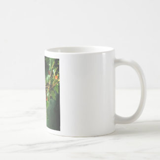 Abstract Cool Ladybird Butterfly Vines Coffee Mug