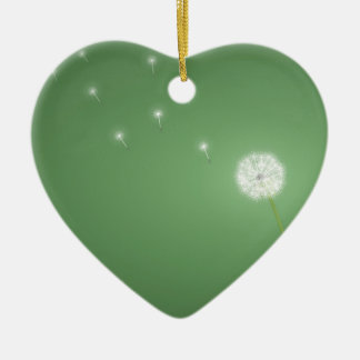 Abstract Cool Lots Of Wishes Christmas Ornament