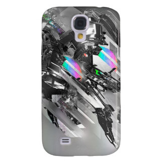 Abstract Cool Transformation Robotics Galaxy S4 Case