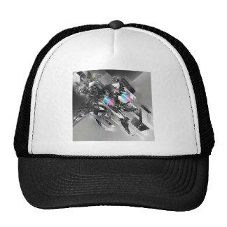 Abstract Cool Transformation Robotics Trucker Hat