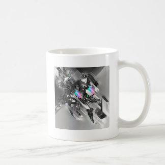 Abstract Cool Transformation Robotics Mugs