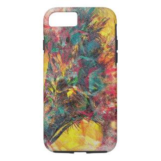 Abstract CostaRican Eagle aka Crazeagle iPhone 7 Case