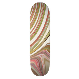 Abstract Creation Skateboard Deck