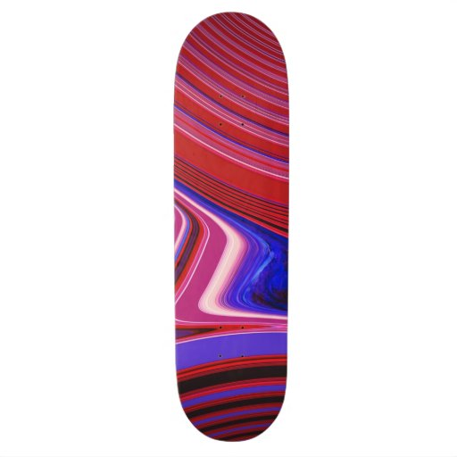 Abstract Creation Skate Boards