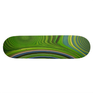 Abstract Creation Skateboard