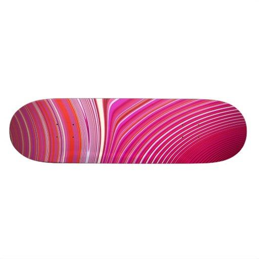 abstract creation skateboard decks