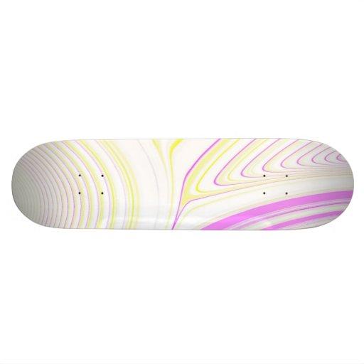 Abstract Creation Custom Skate Board