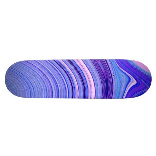 Abstract Creation Skateboard Deck