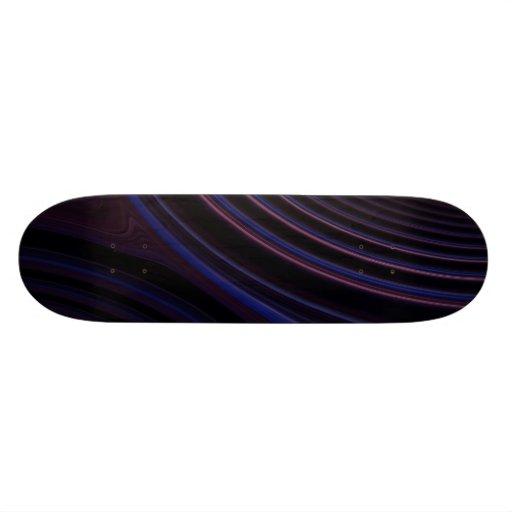 abstract creation skateboard