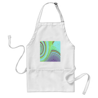 Abstract Creation Standard Apron
