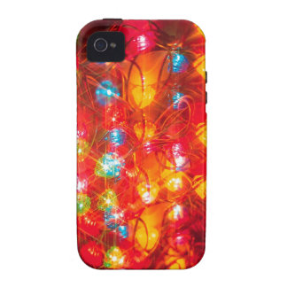 Abstract Crystal Reflect Coloured iPhone 4 Covers