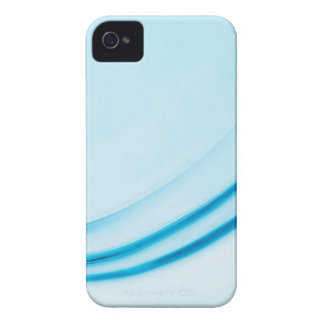 Abstract Crystal Reflect Curve iPhone 4 Case-Mate Case