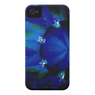 Abstract Crystal Reflect Haunt iPhone 4 Case-Mate Cases