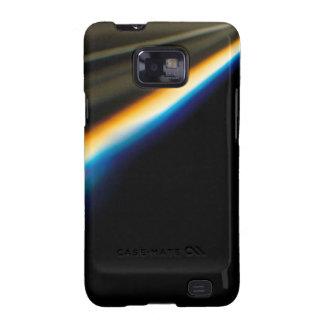 Abstract Crystal Reflect Horizon Galaxy S2 Case