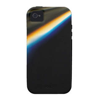 Abstract Crystal Reflect Horizon iPhone 4 Covers