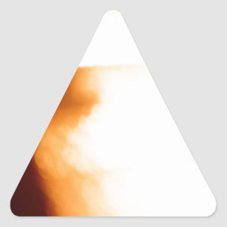 Abstract Crystal Reflect Hot Stuff Sticker