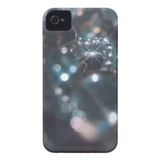 Abstract Crystal Reflect Jewelry iPhone 4 Cover