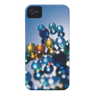 Abstract Crystal Reflect Marbles Case-Mate iPhone 4 Case