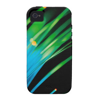 Abstract Crystal Reflect Reach Case-Mate iPhone 4 Cover