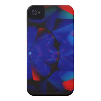 Abstract Crystal Reflect Spooky iPhone 4 Case-Mate Cases