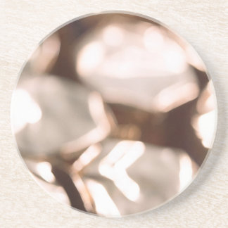 Abstract Crystal Reflect Stones Drink Coasters
