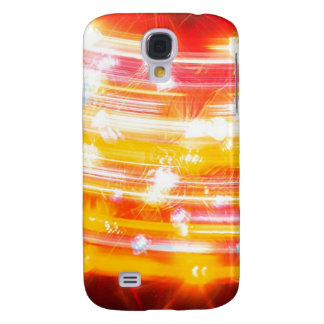 Abstract Crystal Reflect Swift Galaxy S4 Case