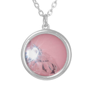 Abstract Crystal Reflect Wine Custom Jewelry