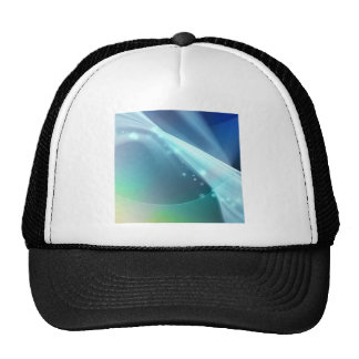 Abstract Crystals Within The Focus Trucker Hat