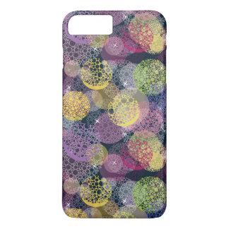 Abstract Cute Polka Dot Circle iPhone 8 Plus/7 Plus Case