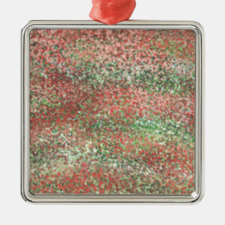 Abstract D Christmas Ornament