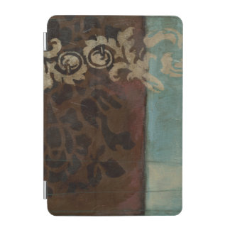 Abstract Damask Tapestry by Jennifer Goldberger iPad Mini Cover