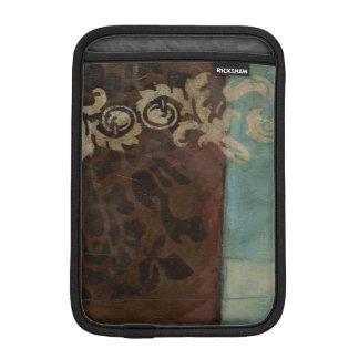 Abstract Damask Tapestry by Jennifer Goldberger iPad Mini Sleeve