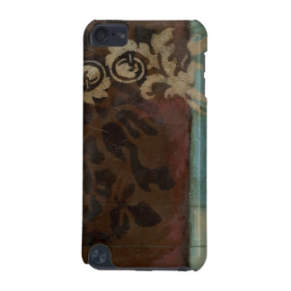 Abstract Damask Tapestry by Jennifer Goldberger iPod Touch 5G Case