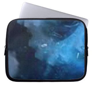 Abstract _dark funda_10 laptop sleeve