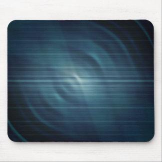 Abstract dark futuristic design mousepad